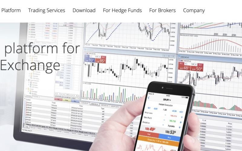 MetaTrader 5 brokers