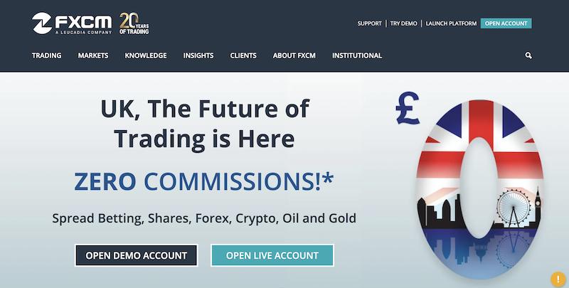 FXCM Copy Trading