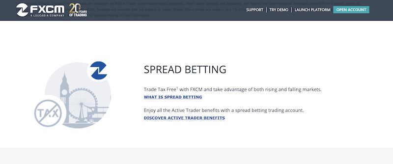 FXCM social trading