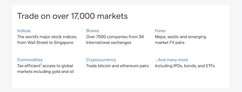 IG Markets Singapore pros